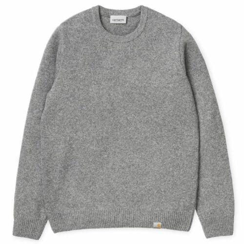 Carhartt Allen Sweater Grey Heather.