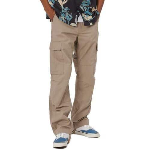 Carhartt Leather Cargo Regular Pant.