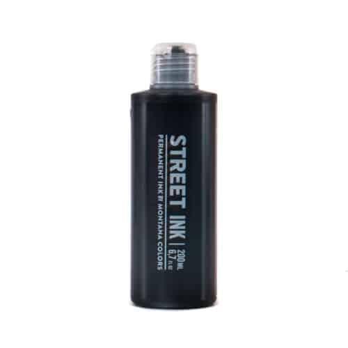 MTN Street Ink Refill 200 ml Black.