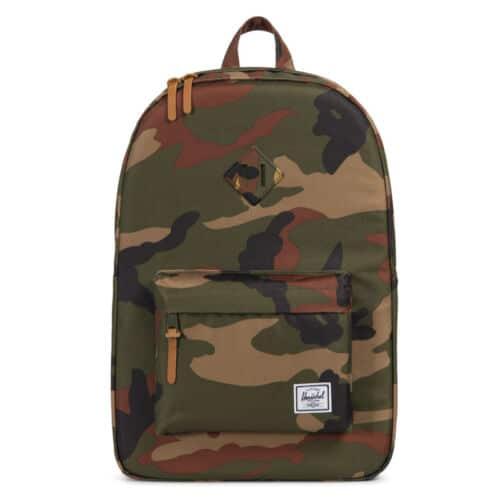 Herschel Heritage Backpack Camo.