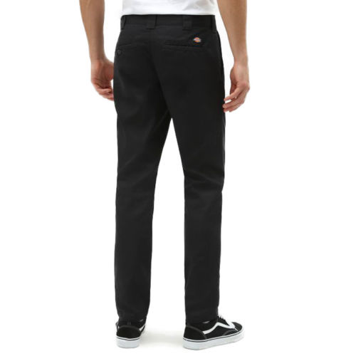 Dickies Black Slim Fit Work Pant.
