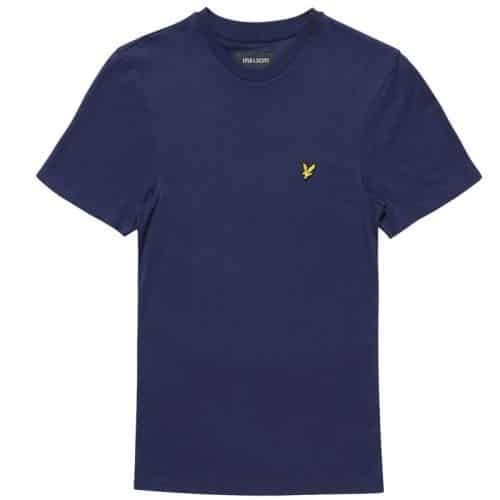 Lyle & Scott Classic T-shirt, Marinblå.