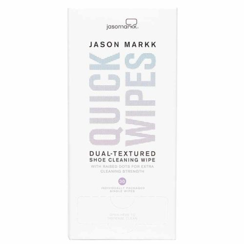 Jason Markk Quick Wipes, 30 Pack.