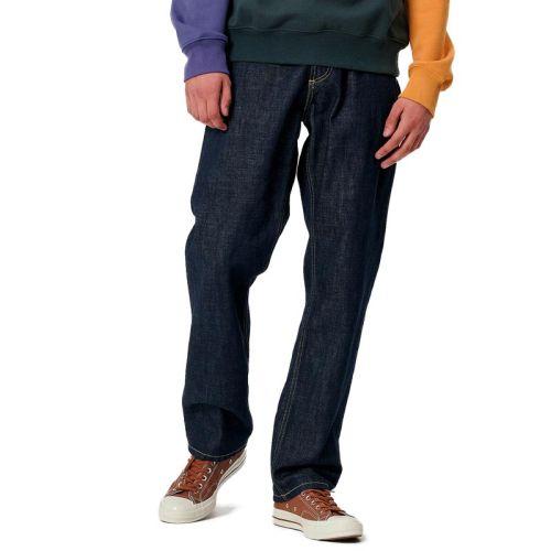 Carhartt Marlow Pant Blue Edgewood, Rinsed.