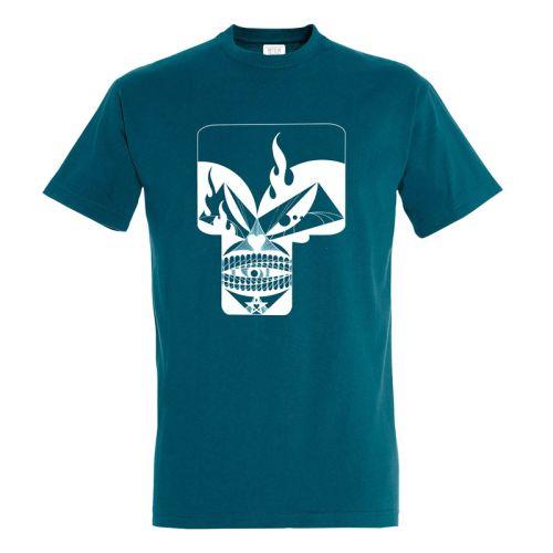 Skullnins Deep Ocean Skull T-shirt.