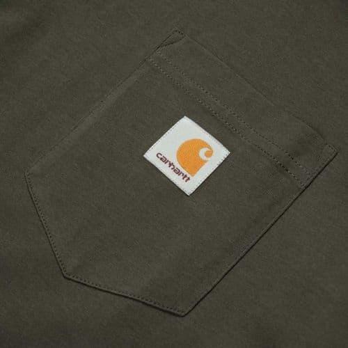 Carhartt Cypress Pocket T-shirt Långärmad.