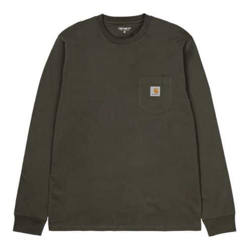 Carhartt Cypress Pocket Long Sleeve T-shirt.