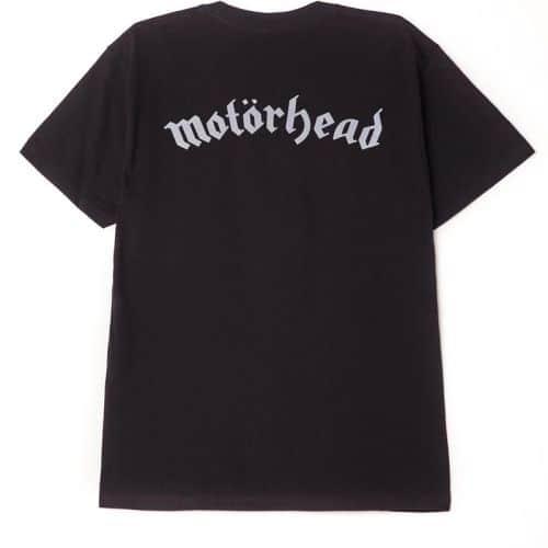 Obey Motorhead Warpig T-shirt, Black.