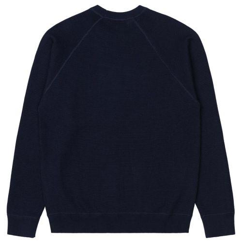 Carhartt Chase Sweater Dark Navy.