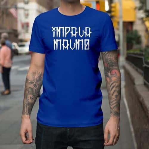 Impala Malmö Royal Viper T-shirt.