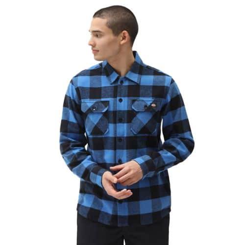 Dickies New Sacramento True Blue Shirt.